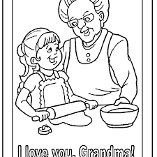 The perfect father's day card for dad is just a click away. Free Printable Grandparents Day Coloring Pages