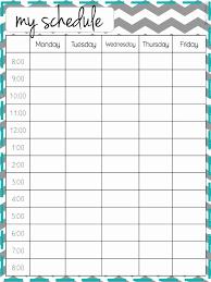 Class Schedule Maker Free Online Lovely Cute Class Schedule