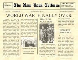 Free Indesign Newspaper Template Newspaper Template Download Indesign Publisher