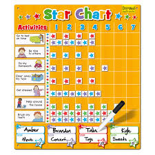 star charts for kids magnetic super star chart for children kids in s a