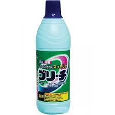 <b>Отбеливатель хлорный</b> для белья <b>Mitsuei</b> бутылка <b>600</b> мл Япония
