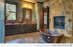 elegant rustic bathroom ideas. indian lakes mountain style elegant rustic bathroom ideas home design lover