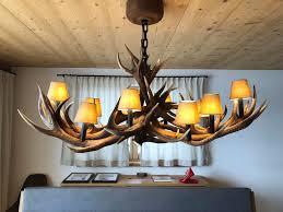 Essitsch Geweihlampe Designed By Oh My Deer Maßgefertigt