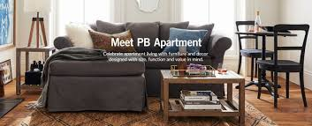 Furniture for Apartments & Small Spaces Pottery Barn