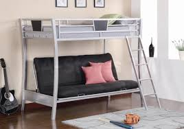 futon : Beautiful Best Bunk Beds For Kids With Loft And Futon Bed ...