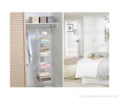 kids hanging closet organizer. Interesting Closet Skyhappy Household Essentials 4Shelf Hanging Closet Organizer With Plastic  Shelves For Adults And Kids Hot  Throughout G