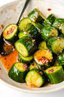 asian style cucumber salad