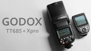 Обзор <b>вспышки Godox TT685</b> и синхронизатора Godox Xpro ...