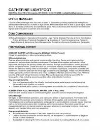 Office Manager Resume Sample Resume Sample Resume Resume