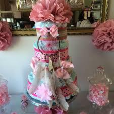 Dream Catcher Diaper Cake