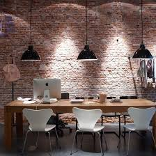 minimalist modern industrial office desk dining. how to design the ideal home office industrial officesindustrial workspacemodern minimalist modern desk dining i
