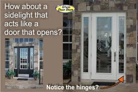 single front doors with glass. single front door that opens like a double has an active sidelight. doors with glass e
