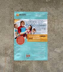 Now Open Flyer Template Admission Open Flyer Template