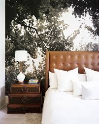 Decorating: Beautiful Forest Wall Mural Ideas - Wall Murals