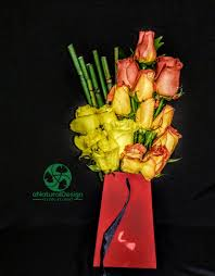 Bloom Floral Design Studio Autumn Fire Theme Seasonal Blooms In Bothell Wa A Natural Design