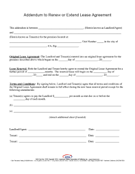 36 Best Lease Renewal Letters Forms Word Pdf ᐅ Template Lab