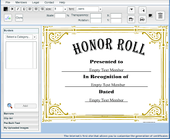 Free Online Printable Certificates Of Achievement Certificate Creator Create And Print Awards And Certificates For