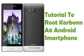 How To Root Karbonn A6 Android ...