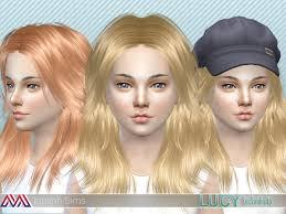 tsminhsims lucy hair 12 child