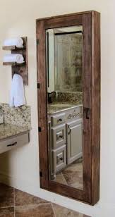 full length mirror medicine cabinet. Back Of The Door Storage Cabinet With Built In Full Length Mirror Would Be Great If Fitted Hooks And Racks For Jewelry Medicine