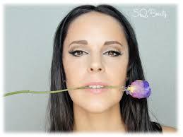 maquillaje años 60 lana del rey makeup 60 s silvia quiros