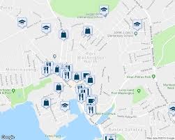 map of restaurants bars coffee s grocery ore near 7