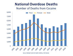 Cocaine Chart What Is The Scope Of Cocaine Use In The United States
