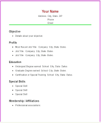 Resume Template Pdf Download Top Rated Sample Resume Format Download Sample Resume Format 53