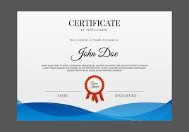 Certificate Background Free Certificate Background Vector At Getdrawings Com Free For Personal