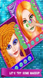 makeup salon diy s fashion salon makeup game apk screenshot