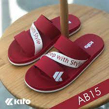 Kito รองเท้าแตะ รองเท้าผู้หญิง รองเท้าผู้ชาย รองเท้าแฟชั่น รองเท้า AB15 -  Kito