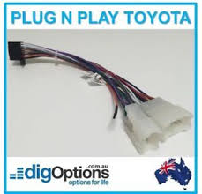 plug stereo radio wire harness wiring connector iso adapter cable image is loading plug stereo radio wire harness wiring connector iso