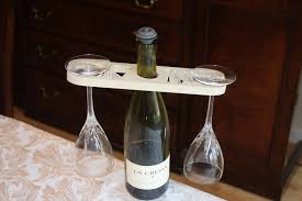 wooden wine glass rack plans designs