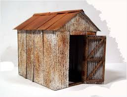 weathered corrugated metal roofing warm railroad line forums weathered metal roof