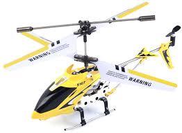 Радиоуправляемый <b>вертолёт Syma S107G</b>, желтый купить в ...