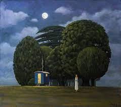 Alan Parry | Landscape artist, Amazing art, Retro art