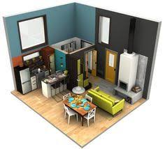 Small Picture 3D Renders of a design I dreamt up yesterday Tiny houses Loft