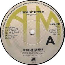 brothers johnson strawberry letter 23 am