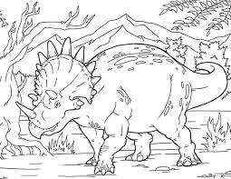 Printable dinosaurs coloring page to print and color : Dinosaur Coloring Pages Skip To My Lou