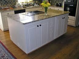 Kitchen With Island Design Stunning Modern Kitchen Design Ideas Offer Silver Accent Of