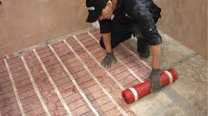 warmup underfloor heating installation