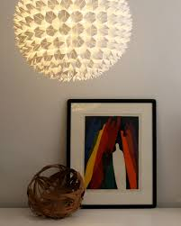 paper globe pendant hallway lighting. View In Gallery White Fortune Teller Hanging Lamp Paper Globe Pendant Hallway Lighting