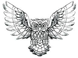 Animal Coloring Pages For Adults Pdf Difficult Hard Collection Of