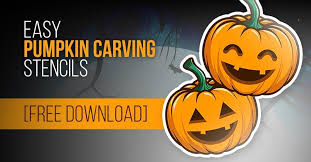 pumpkin carving patterns free easy pumpkin carving stencils free download video tutorial