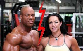 Phil Heath Divorces Ex-Wife Jennie Heath, Is He Dating New Girlfriend?