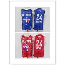 Lakers should have paid homage to nipsey hussle with the customized crenshaw jersey lebron wore during the summer. 20 21 Los Angeles Lakers Basketball Jersey Blue Red 2020 New All Star Jersey 24 Kobe Bryant La Jersi Jerseys Shopee Malaysia