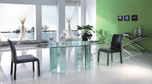 modern glass dining table. Wonderful Dining Glass Dining Table Sapphire  Modern With N