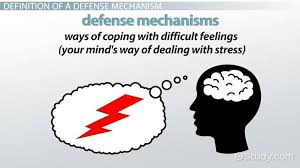Defense Mechanisms Definition Types Examples