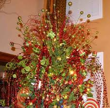christmas trees decorated with mesh ribbon. Delighful Ribbon Image Gallery Of Excellent How To Decorate A Christmas Tree With Deco Mesh  Ribbon 5 Ways Add Southern Charm Wreaths And Trees Decorated O