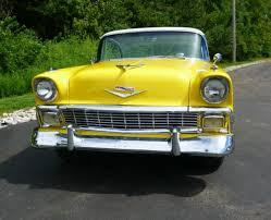 1956 Chevy Bel Air Hardtop | Classic Car Sales, Inc.